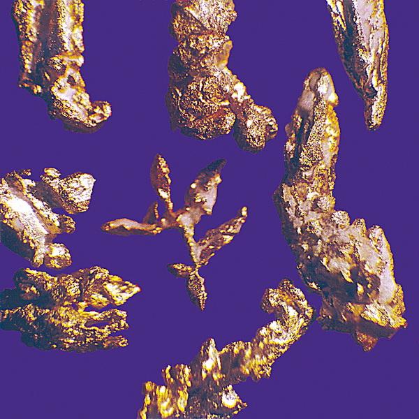 Казка у камені: карпатські мінерали 012